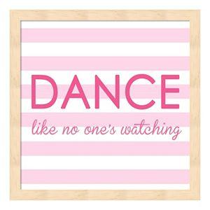 """Dance"" Framed Wall Art"