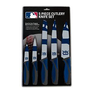 Detroit Tigers 5-Piece Cutlery Knife Set