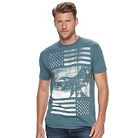 Men's Apt. 9® Eagle Flag Tee