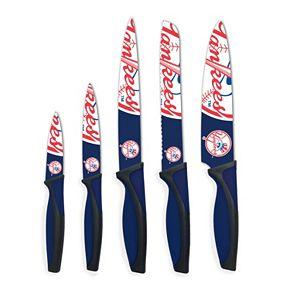 New York Yankees 5-Piece Cutlery Knife Set