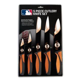 San Francisco Giants 5-Piece Cutlery Knife Set