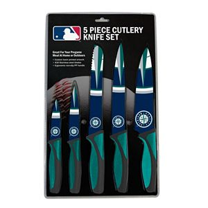 Seattle Mariners 5-Piece Cutlery Knife Set