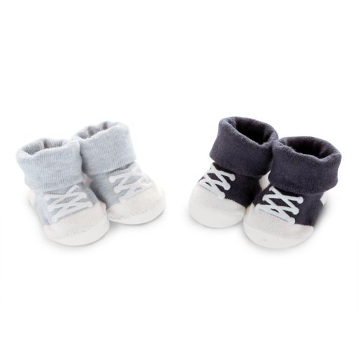 Baby Girl Carter's 2-pk. Sneaker Bootie Socks
