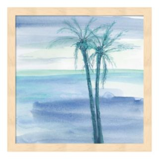 Peaceful Dusk II Framed Wall Art