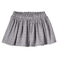 Toddler Girl Jumping Beans® Print Paper-Bag Waist Skort