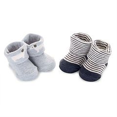 Baby Carter's 2-pk. Puppy Bootie Socks