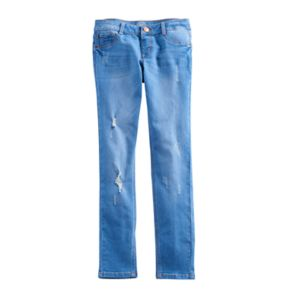 Girls 7-16 SO® Jegging Skinny Jeans