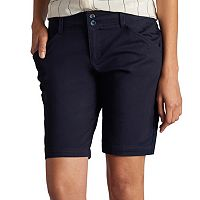 Petite Lee Essential Bermuda Shorts