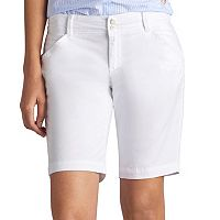 Petite Lee Essential Bermuda Shorts