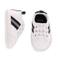 Baby Boy Carter's Slip-On Stripe Crib Shoes