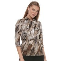 Women's Dana Buchman Cotton Blend Shirt