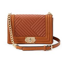 Deluxity Victoria Quilted Crossbody