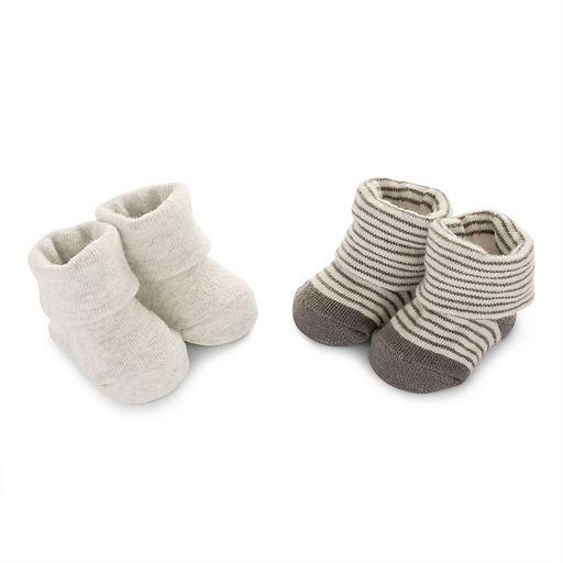 Baby Carter's 2-pk. Bootie Socks