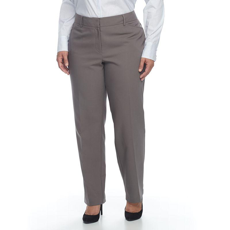 dbadfaec92f Women s Apt. 9® Torie Modern Fit Straight-Leg Dress Pants (Turq Aqua ...