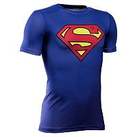 Boys 8-20 Under Armour DC Comics Superman Tee