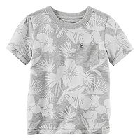 Boys 4-8 Carter's Tropical Pocket Tee