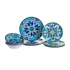 Certified International Grenada 12 pc Dinnerware Set