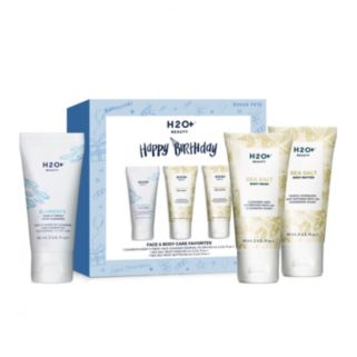 H20+ Beauty Happy Birthday Face & Body Care Favorites Set