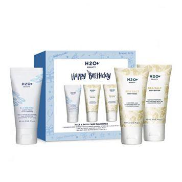 H2O+ Beauty Happy Birthday Face & Body Care Favorites Set