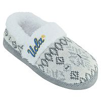 Women's UCLA Bruins Snowflake Slippers