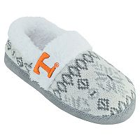 Women's Tennessee Volunteers Snowflake Slippers