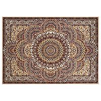 United Weavers Antiquities Sarouk Framed Floral Rug