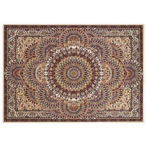 United Weavers Antiquities Sarouk Framed Floral Rug