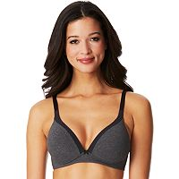 Warner's Bras: Invisible Bliss Wire Free Bra RN0141A