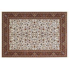 United Weavers Antiquities Isphahan Framed Floral Rug