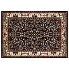 United Weavers Antiquities Isphahan Framed Floral Rug