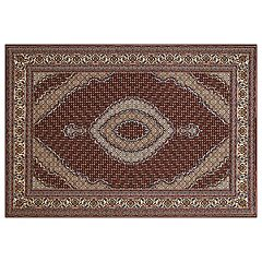 United Weavers Antiquities Kashan Framed Floral Rug