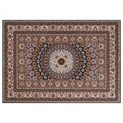 United Weavers Antiquities Jaipur Framed Floral Rug