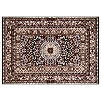 United Weavers Antiquities Jaipur Framed Floral Rug