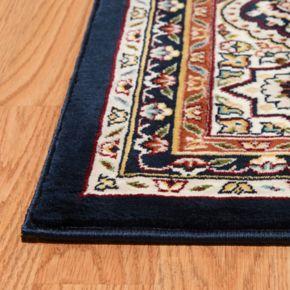 United Weavers Antiquities Kirman Jewel Framed Floral Rug