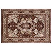 United Weavers Antiquities Kirman Jewel Framed Floral Rug