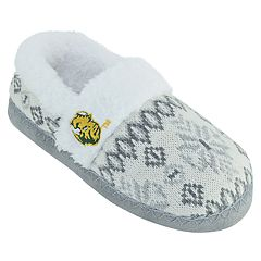 Women's North Dakota State Bison Snowflake Slippers