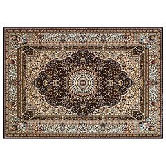 United Weavers Antiquities Heriz Framed Floral Rug