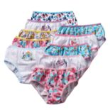 Girls 4-8 10 pkMy Little Pony Briefs