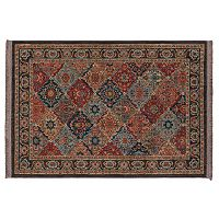Mohawk® Home Lexington Multi Panel II Framed Floral Rug