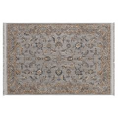 Mohawk® Home Lexington Pasadena Framed Floral Rug
