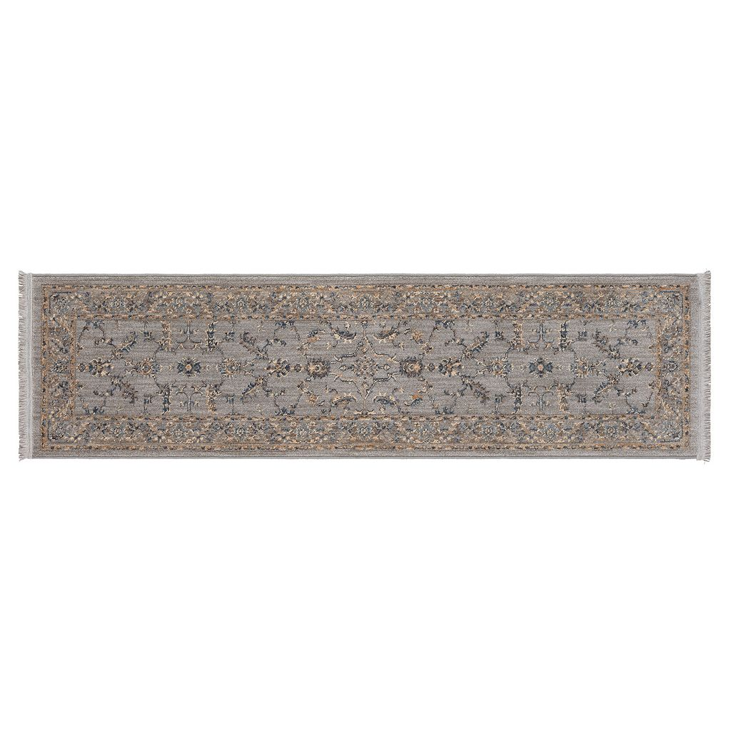 Mohawk® Home Lexington Pasadena Framed Floral Rug