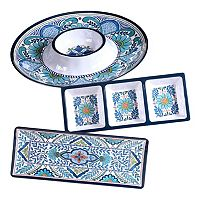 Certified International Talavera 3-pc. Hostess Set