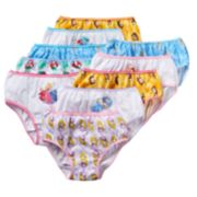 Disney Princess Girls 4-8 10-pk. Briefs