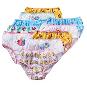 4a345550ea9ed Disney Frozen 7-pk. Panties - Girls