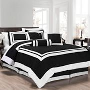 EverRouge 7 pc Caprice 800 Thread Count Comforter Set
