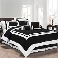 EverRouge 7 pc Caprice 800 Thread Count Comforter Set