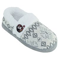 Women's Florida State Seminoles Snowflake Slippers