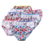 Girls 4-8 10-pk. Shimmer & Shine Briefs