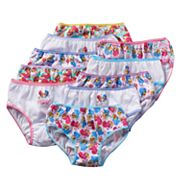 Girls 4-8 10 pkShimmer & Shine Briefs