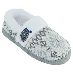 Women's Florida Gators Snowflake Slippers